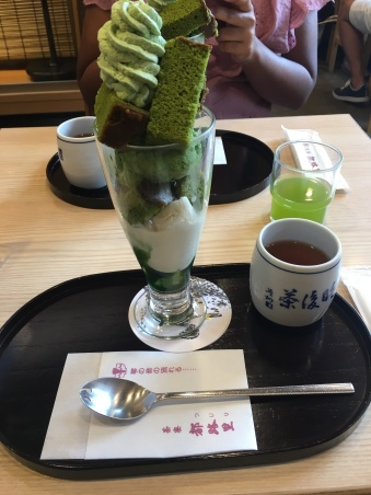 Matcha tea shop #2!