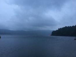 Lake Ashi!
