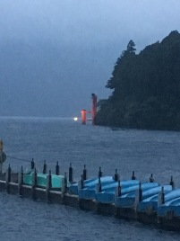Lake Ashi Torii Gate